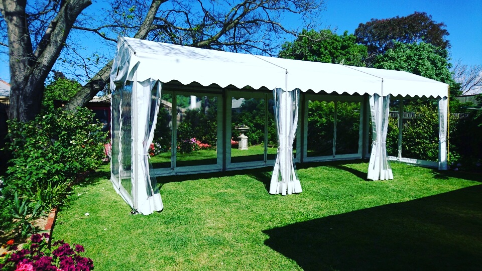 MARQUEE CLEAR SPAN STRUCTURE